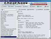 Screenshots CheatBook - PC Cheats, codes, Cheats, gamecheats, Cheatsbook, Downloads