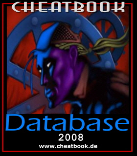 CheatBook-DataBase 2008, CheatBook, PC, Walkthroughs, Playstation, N64, DVD, Gameboy Advance