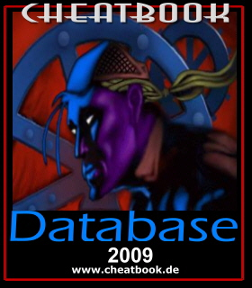 CheatBook-DataBase 2009, CheatBook, PC, Walkthroughs, Playstation, N64, DVD, Gameboy Advance