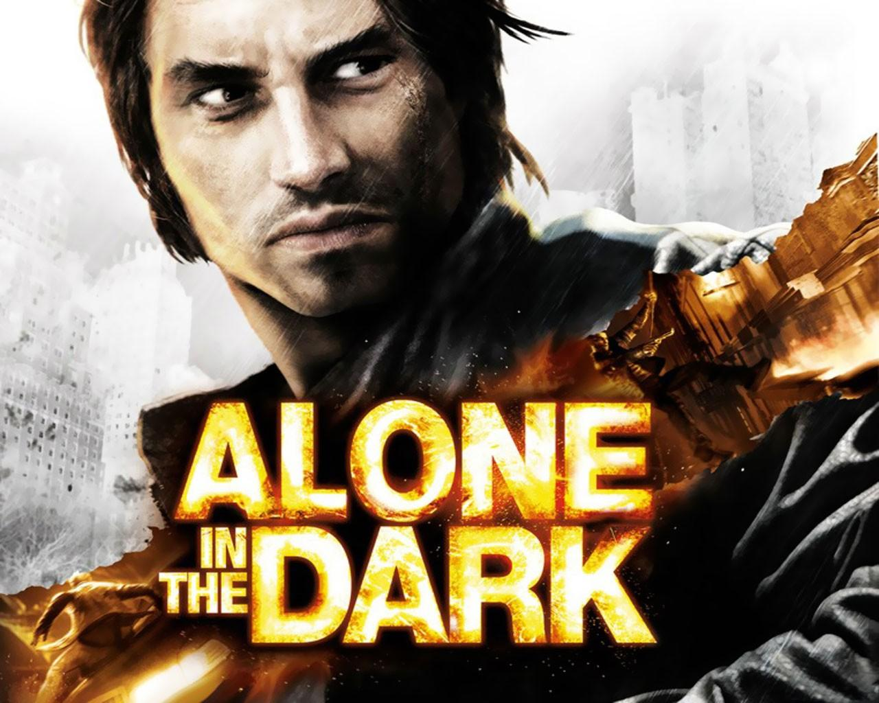 Alone in the Dark - Game Wallpapers - Games