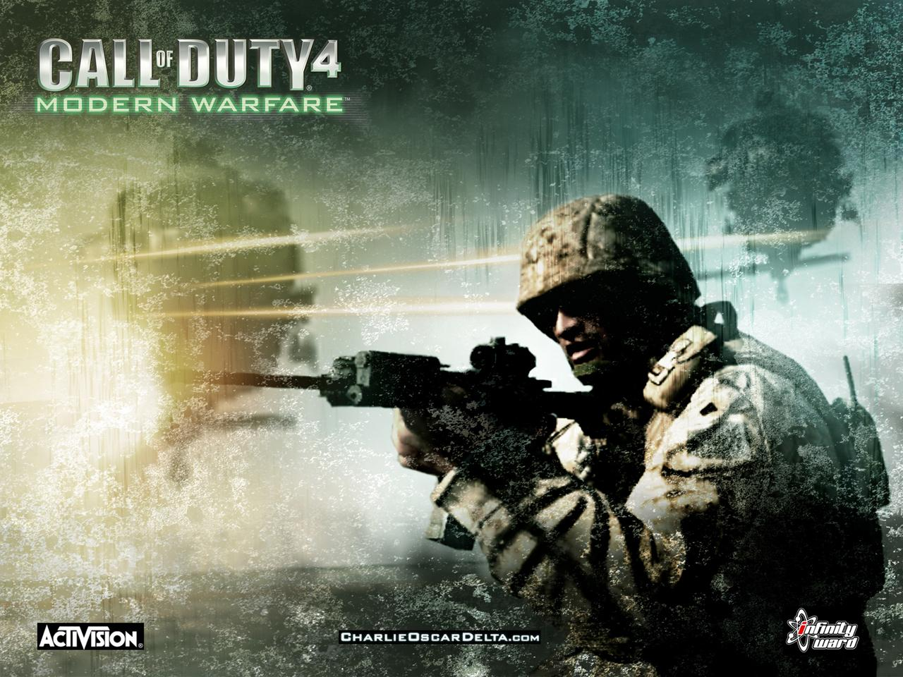 Call Of Duty 4 Modern Warfare Wallpapers
