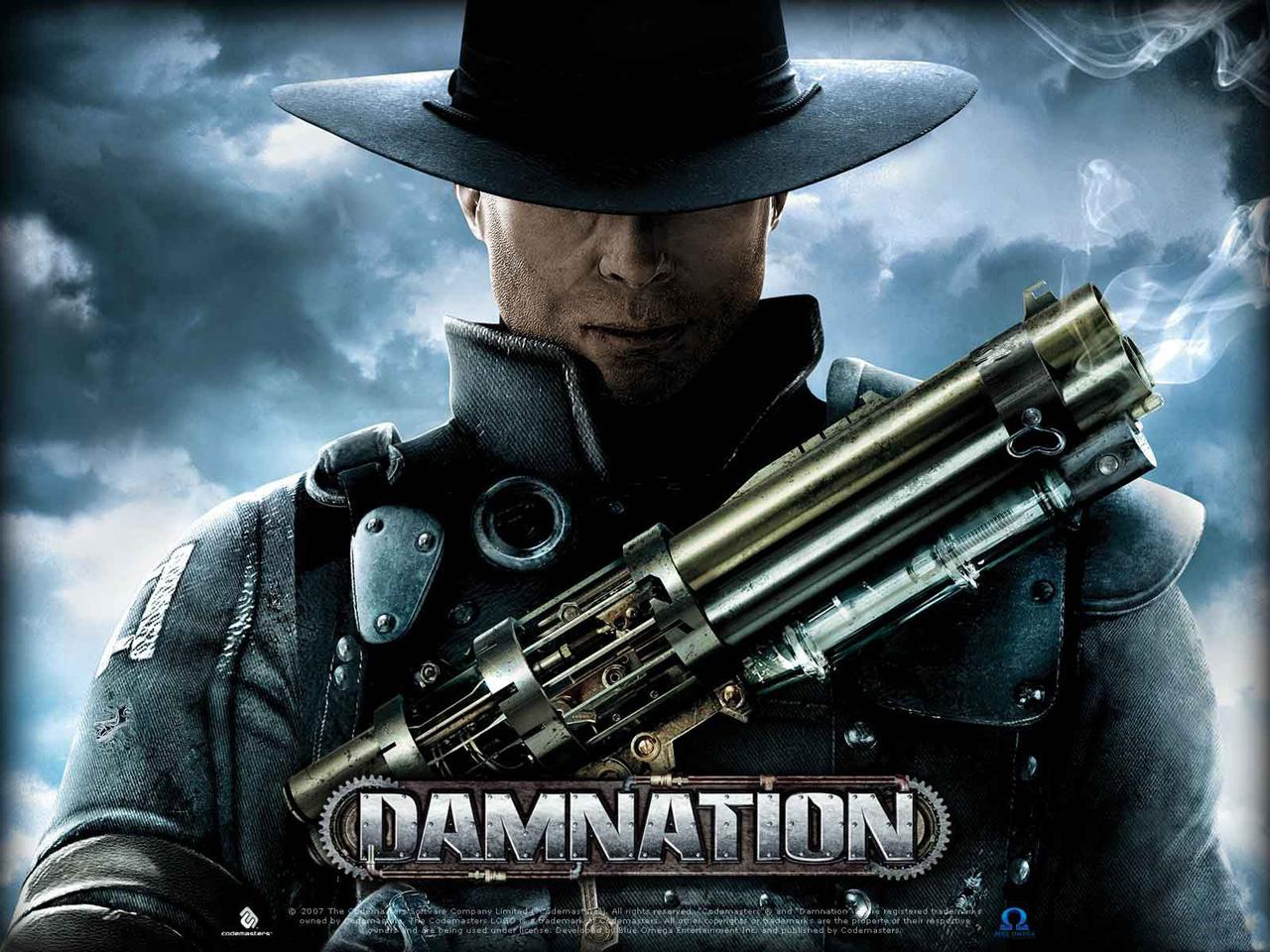 Damnation Wallpapers 1
