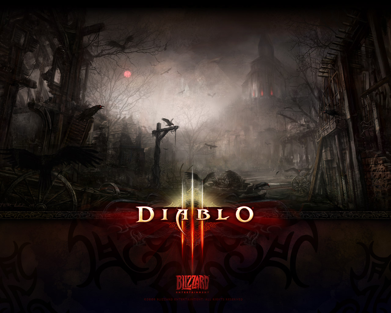 Diablo 3 Wallpapers - PC Game Wallpapers #2