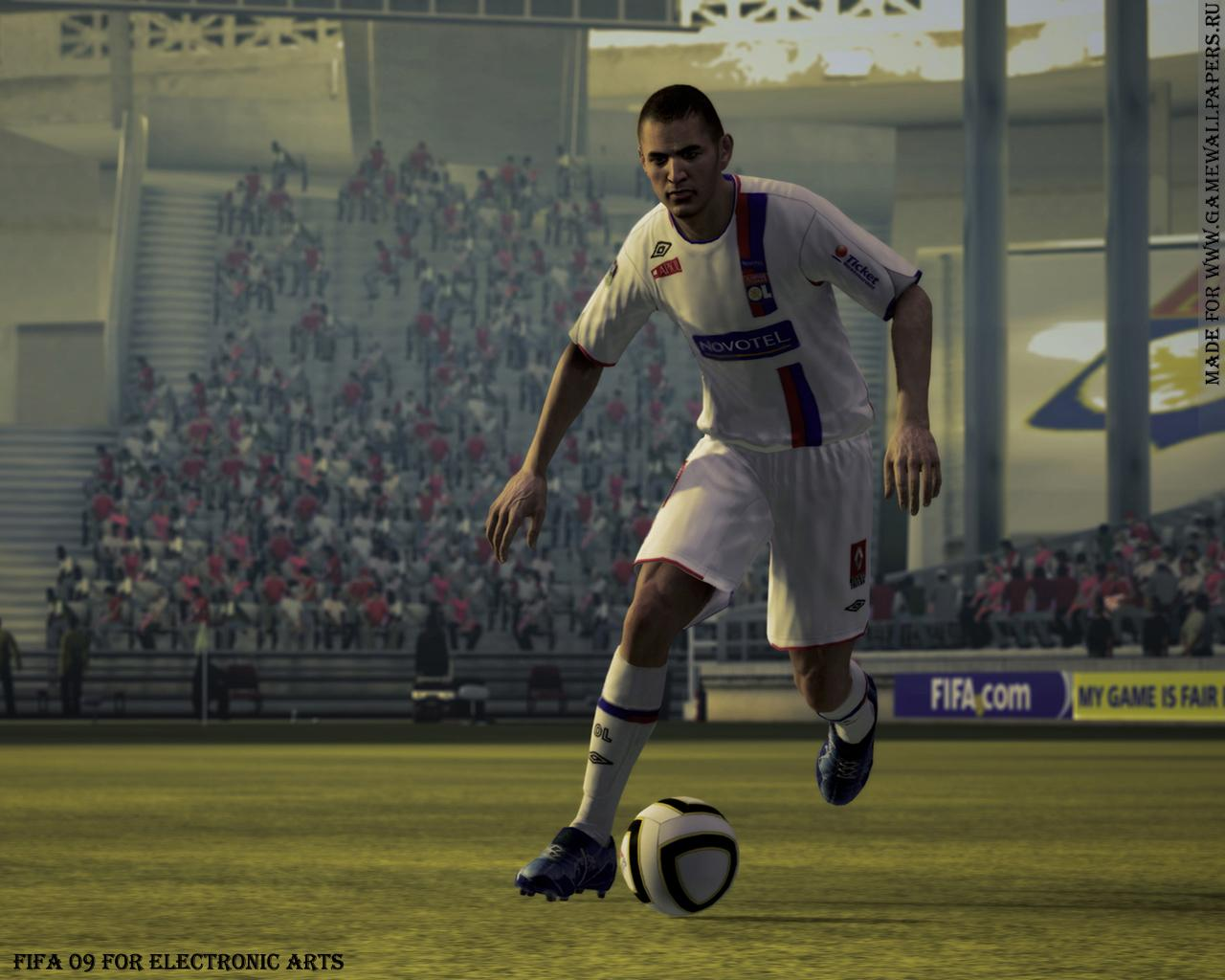 Fifa 09 Wallpapers - Games Wallpapers #2