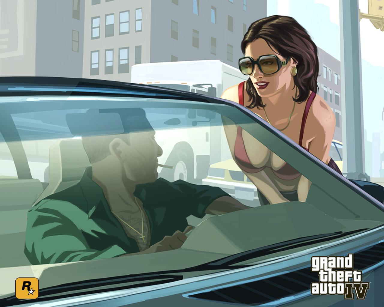 Grand Theft Auto 4 Wallpapers - Games Wallpapers #1