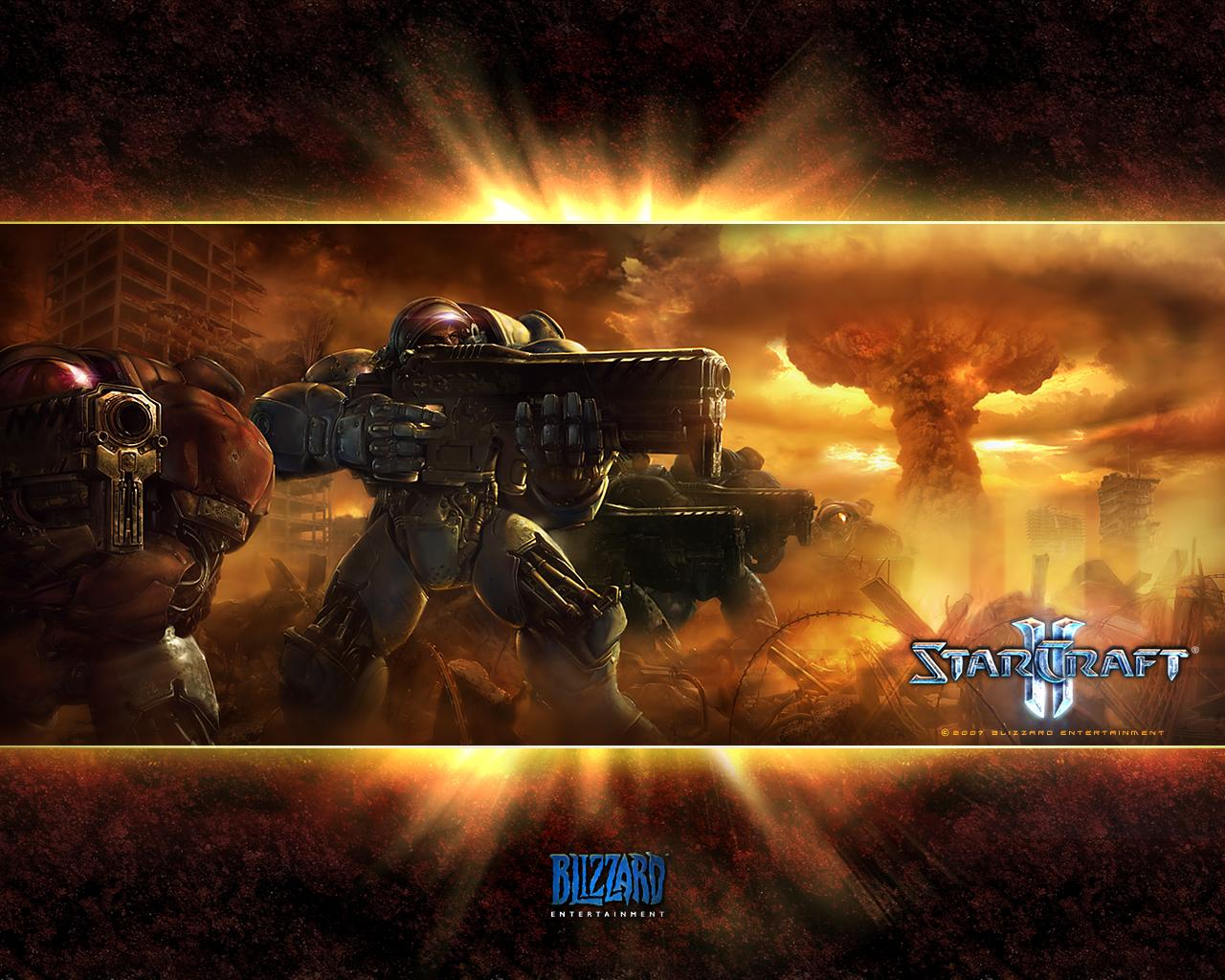 Wallpapers Starcraft 2 Wallpaper