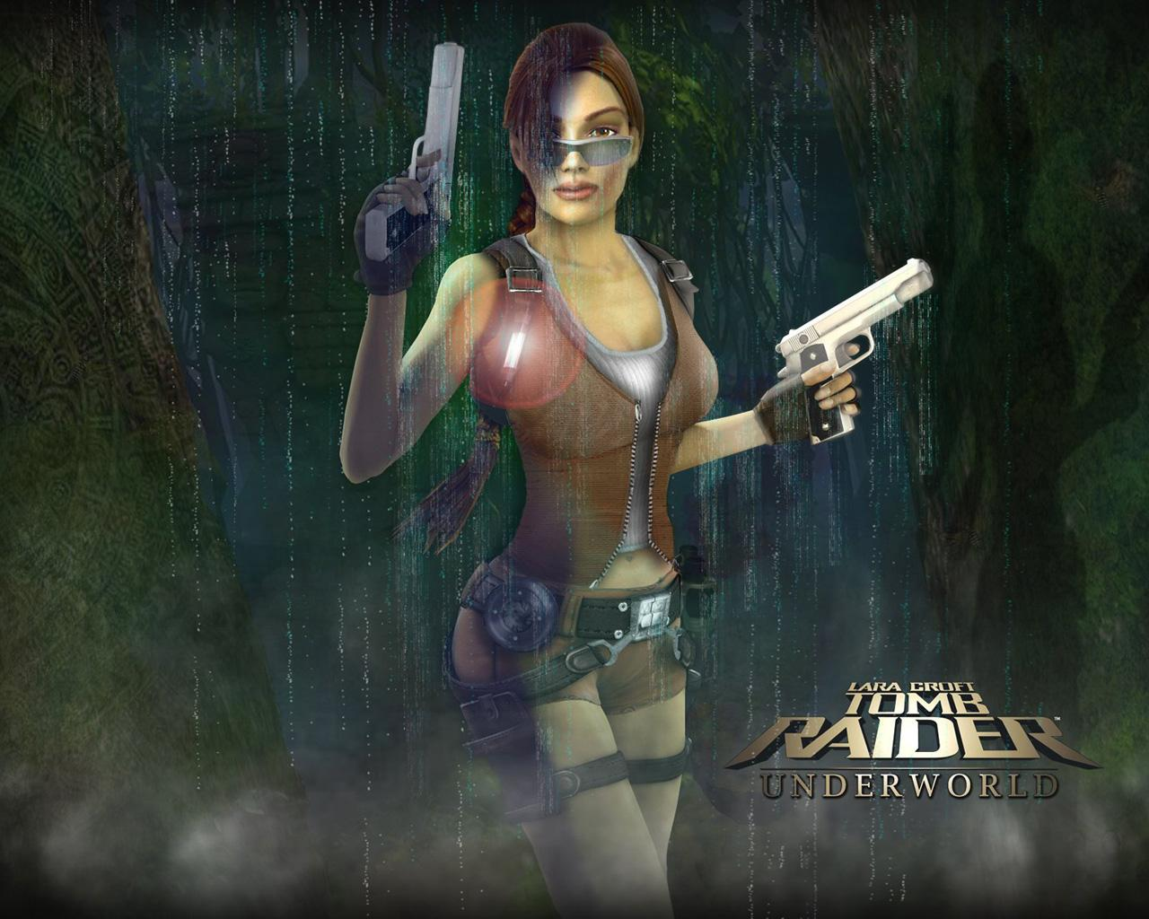 Tomb Raider Underworld Lara S Shadow Pc