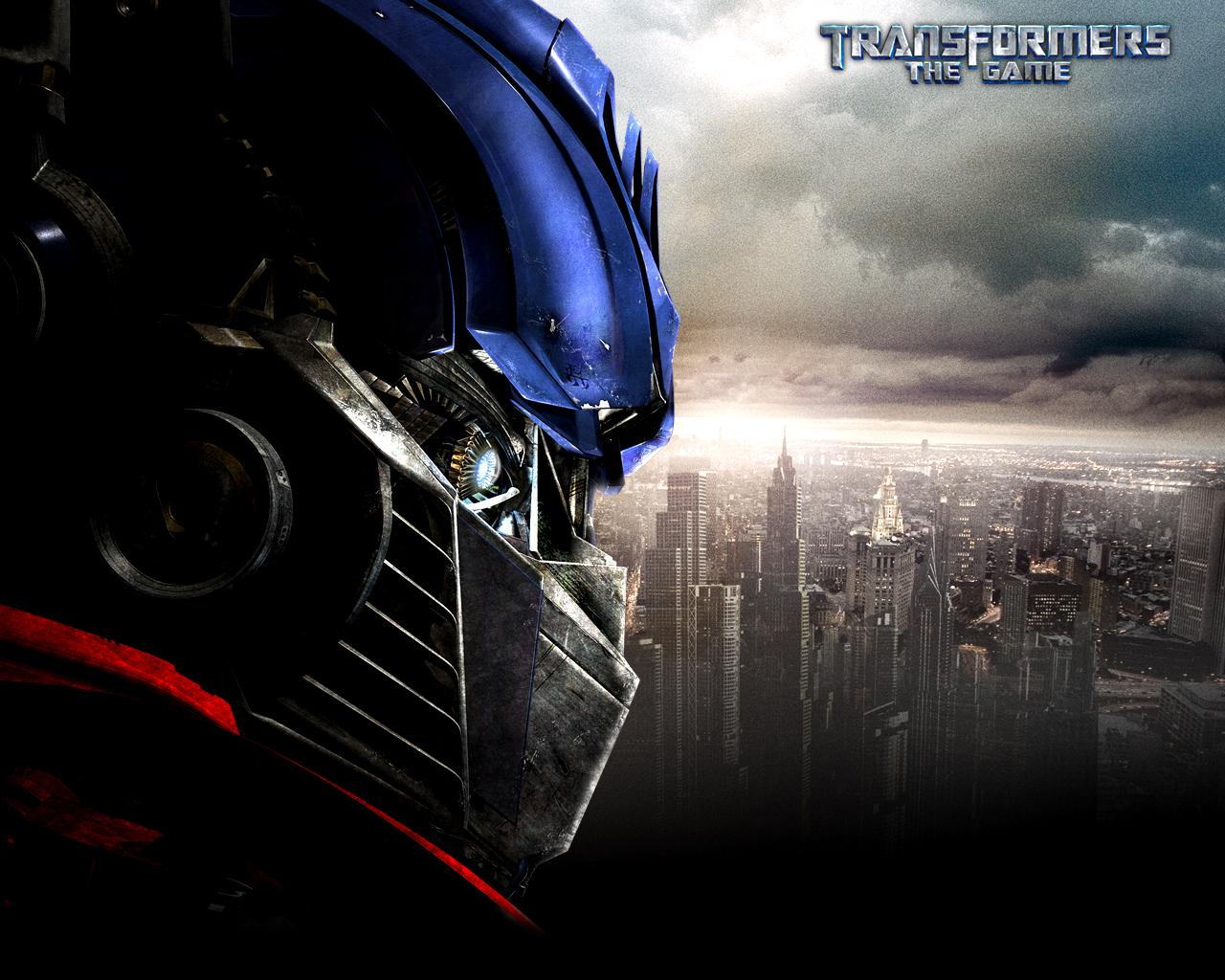 Transformers the games game wallpapers games