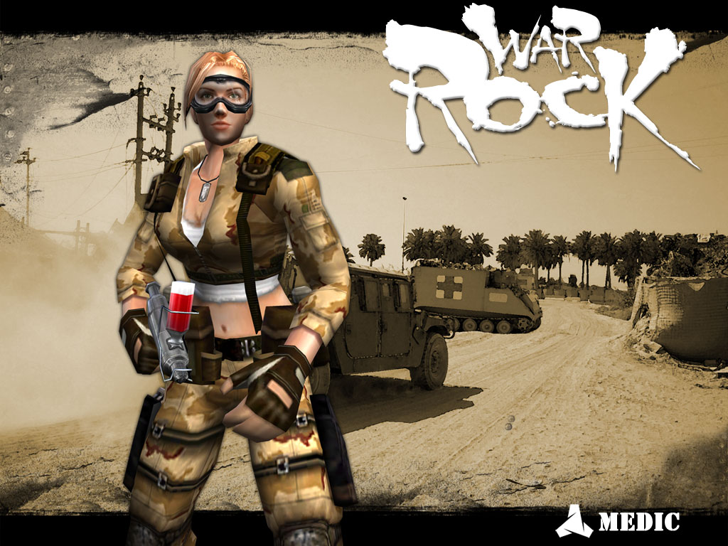 Rock and War