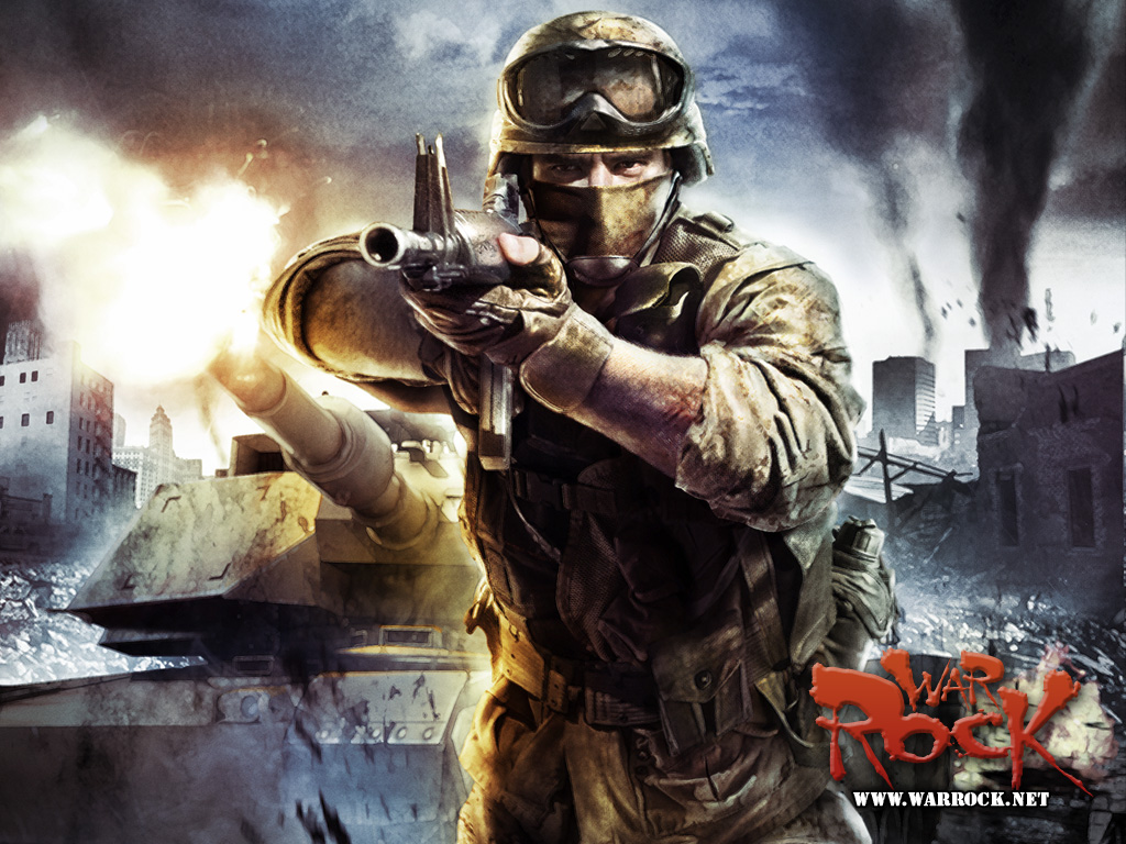 War Rock - Game Wallpapers - Games