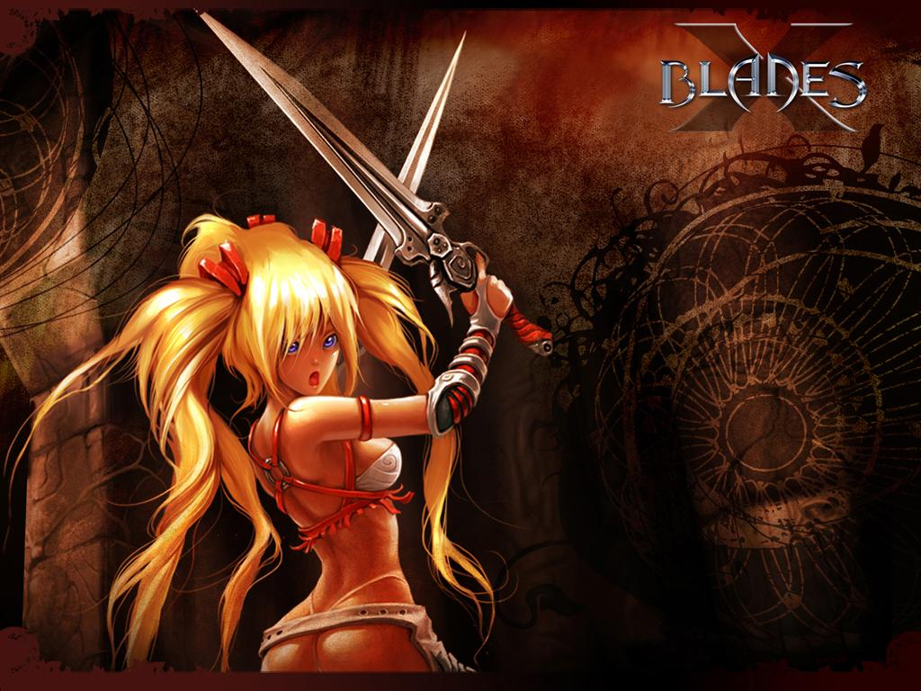 X-Blades Wallpapers - Games Wallpapers #1